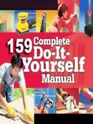 159 Complete Do-It-Yourself eBooks Collection