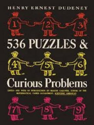 536 Puzzles and Curious Problems – eBook