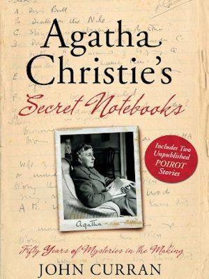 Agatha Christie's 73 Secret Notebooks – eBook