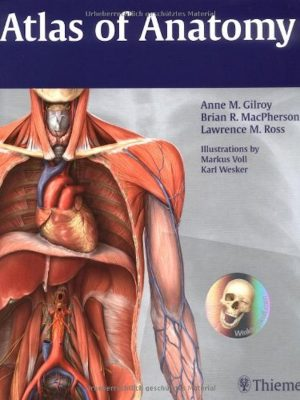 Atlas of Anatomy 2nd Edition – eBook