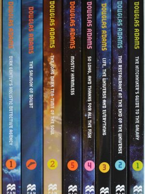 Douglas Adams – 9 eBooks