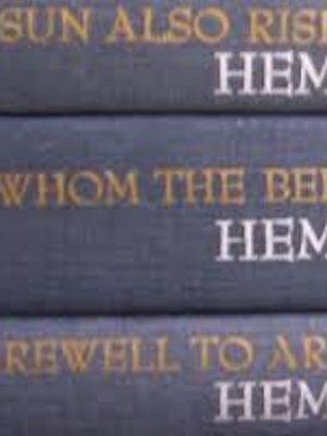 Ernest Hemingway – 12 eBooks