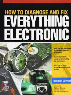 How to Diagnose and Fix Everything Electronic – eBook