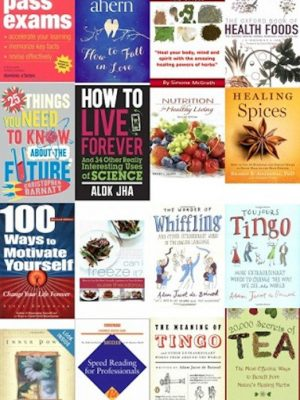 How to Pass Exams, Fall in Love, Self-Heal,… – 16 eBooks