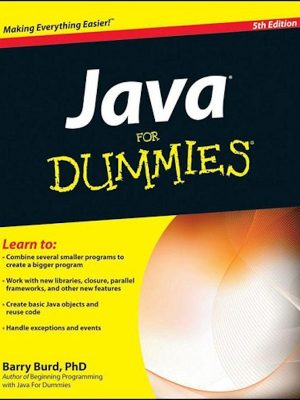 Java For Dummies – eBook