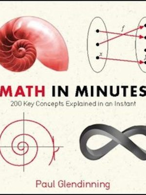 Math in Minutes – 200 Key Concepts Explained – eBook