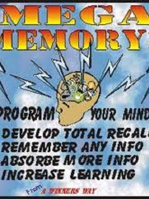 Mega Memory – Audio Books by Kevin Trudeau