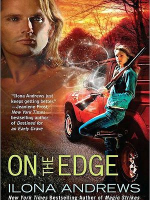 The Edge Series by Ilona Andrews – 4 eBooks