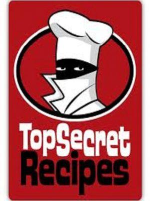 Top Secret Recipes Books By Todd Wilbur – 8 eBooks
