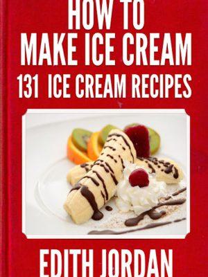 131 Ice-Cream Recipes – eBook