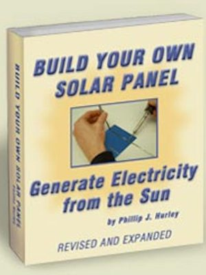 Build Your Own Solar Panel – eBook