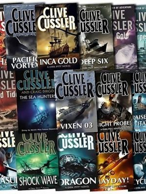 Clive Cussler Collection – 50 eBooks