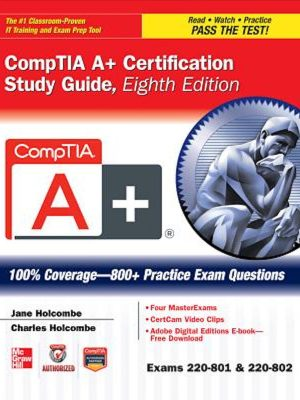 CompTIA A+ Certification (Exams 220-801,2) – eBook