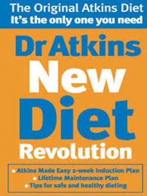 Dr Atkins New Diet Revolution – eBook