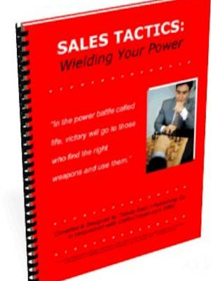 Killer Sales Tactics – eBook