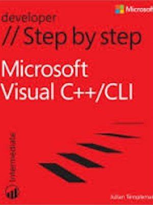 Microsoft Visual C++ CLI Step by Step – eBook