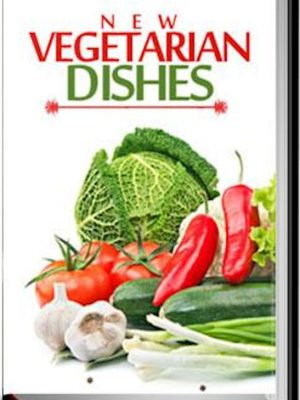 New Vegetarian Dishes – eBook