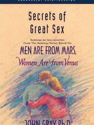 Secrets Of Great Sex – AudioBook