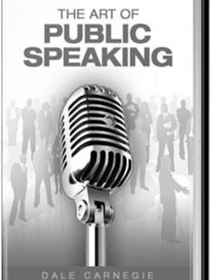 The Art of Public Speaking – eBook