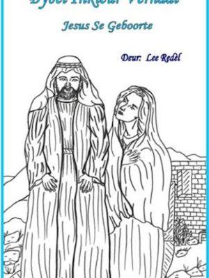 Die Geboorte van Jesus (Inkleurboek) – eBoek