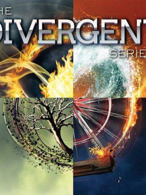 Divergent Trilogy – Veronica Roth – 3 eBooks