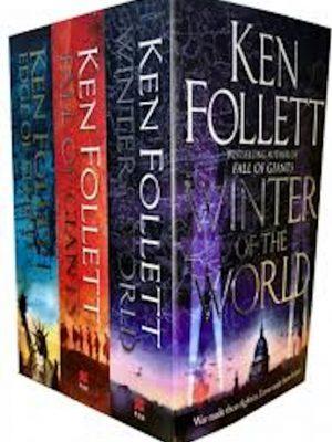 Ken Follett – Century Trilogy – 3 eBooks
