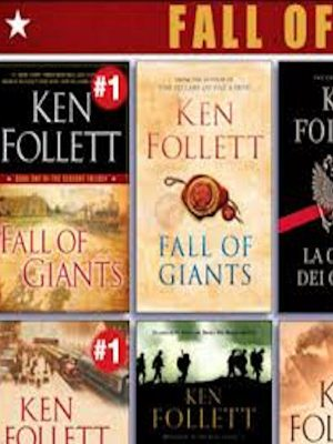 Ken Follett Collection – 19 eBooks