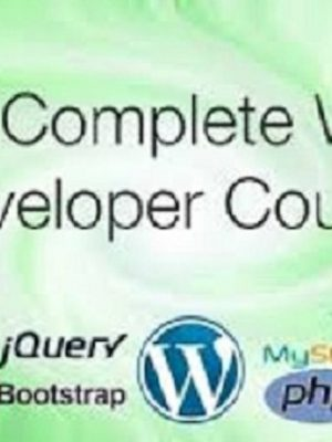 The Complete Web Developer Course – Video Course