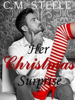 Her Christmas Surprise by C.M. Steele – ebook