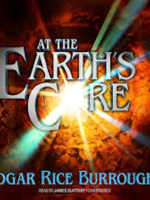 At the Earth's Core – Audiobook