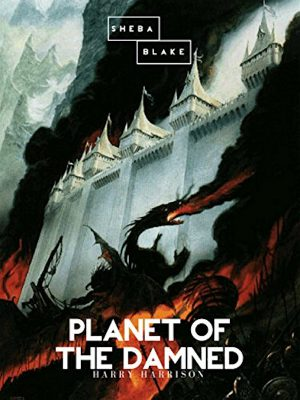 Planet of the Damned – Audiobook