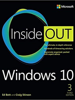 Inside Out Windows 10 (3rd) – eBook