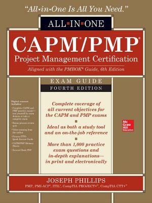 CAPM_PMP Project Management Certification 4th Ed – Joseph Phillips – eBook