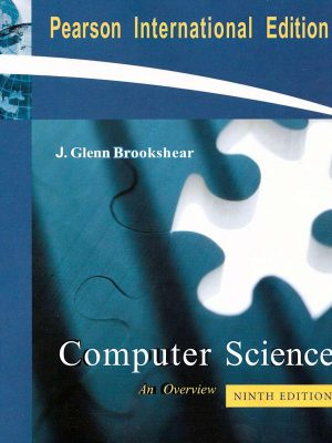 Computer Science 9th ed. – J. Glenn Brookshear – eBook