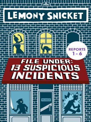 All The Wrong Questions – Lemony Snicket – 5 eBooks