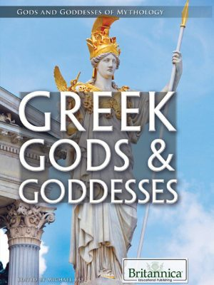 Greek Gods & Goddesses (Gods and Goddesses of Mythology) – Michael Taft – eBook
