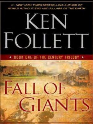 The Century Trilogy – Ken Follett – Audiobooks