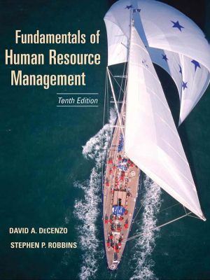 Fundamentals of Human Resource Management – Raymond A. Noe – eBook