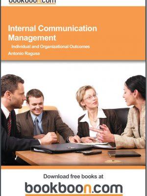 Internal Communication Management – Lucas Richardson – eBook