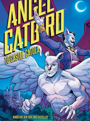 Margaret Atwood – Angel Catbird – Graphic Novels – 2 eBooks