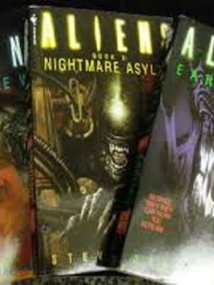 Aliens Series (Alien – The Movie) by Steve Perry – 6 eBooks