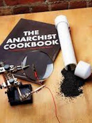 The Anarchist Cookbook – William Powell – eBook