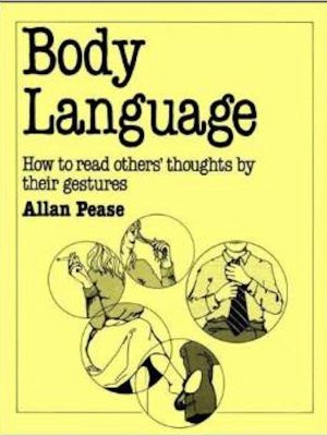Body Language – Reading Thoughts by Gestures – eBook