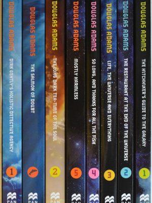 Douglas Adams – 9 eBooks