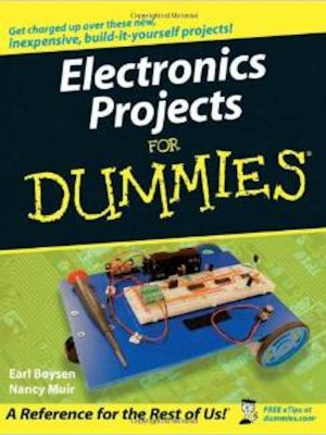 Electronics Projects for Dummies – eBook