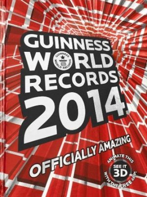 Guinness World Records – 2014 – eBook