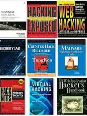 Hacking Related – 32 eBooks