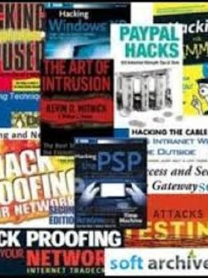 Hacking and Security – 17 eBooks