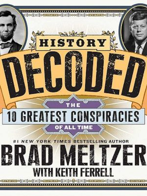 History Decoded – 10 Greatest Conspiracies of All Time – eBook