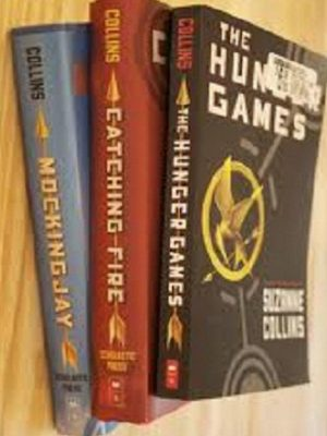 Hunger Games Trilogy – Suzanne Collins – 3 ebooks